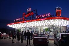 Leon's Frozen Custard   Milwaukee